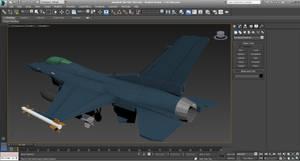 F-16 3D-Max