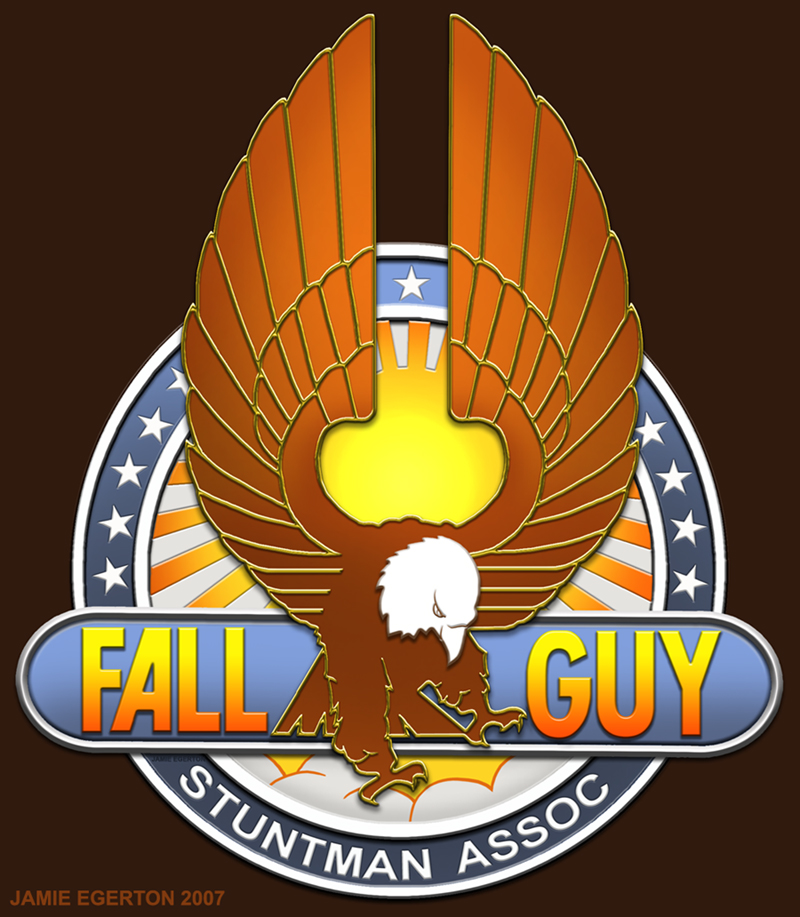 Fall Guy Logo 3D by Jamie-Egerton