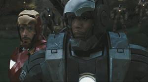 Iron Man 2 - Terrence Howard