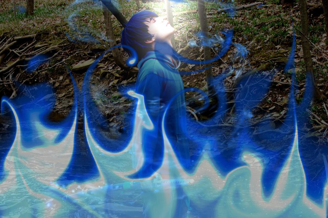 Awake My Power... by Gold-Ignika