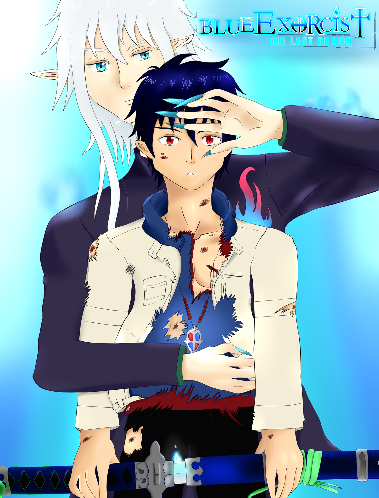 Blue Exorcist Rin And Shiemi Fanfiction