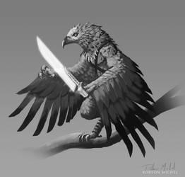 Rapinas - Birds of Prey by RoBs0n