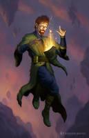 Presto, the Magician!