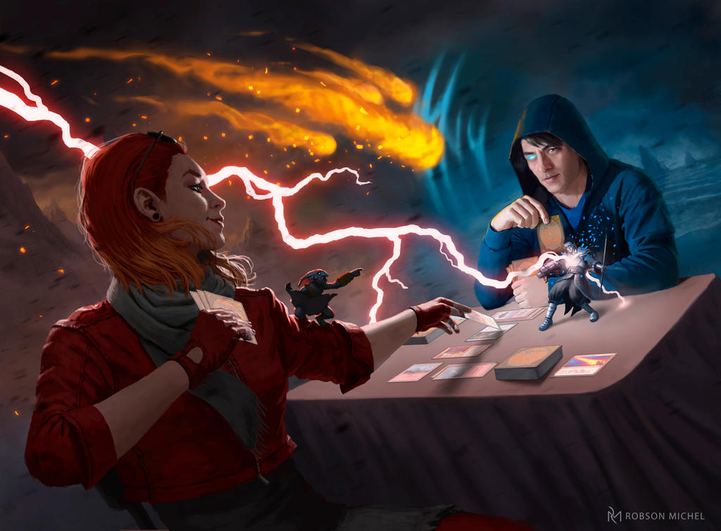 The Duel by RoBs0n