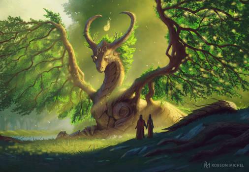 Linden Dragon