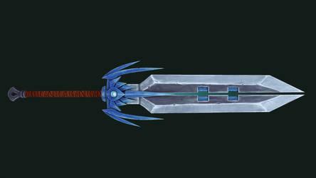 Gems sword
