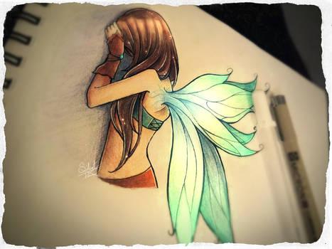 Sad Faerie