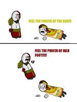 God of war3 jokes pt2 by Madmanaryf