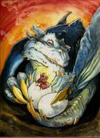 'Dragon's Breath' by caesar120