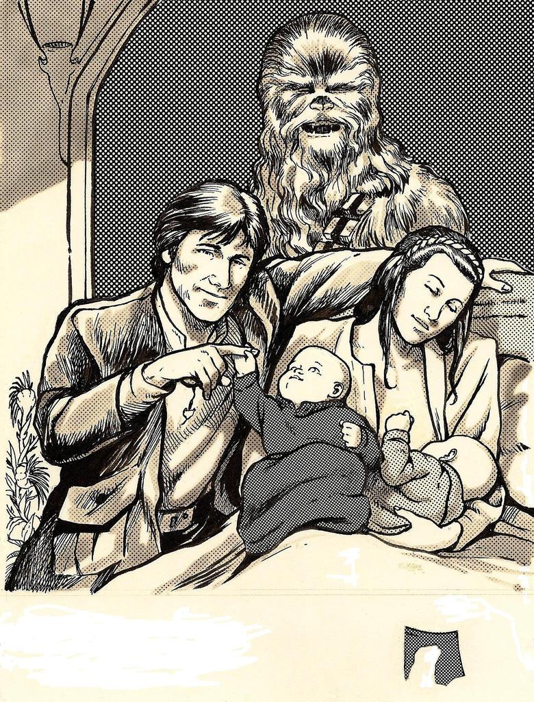 'Happy Family' by caesar120