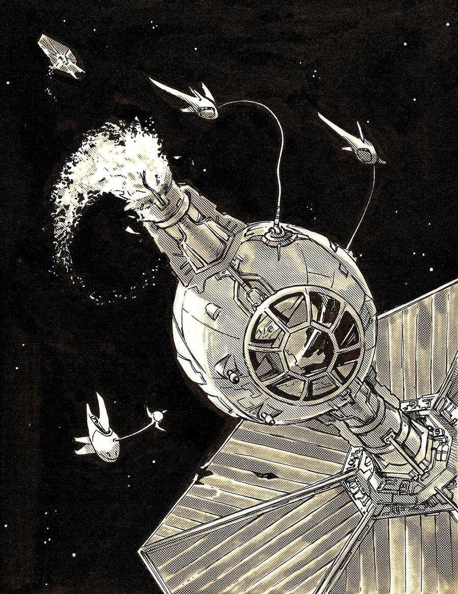 """Preemptive Salvage"" by caesar120"
