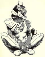 'Aslan Priestess' by caesar120