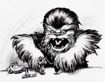 Little Chewie by caesar120