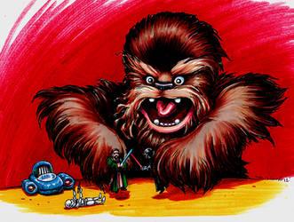 Little Chewie: Color