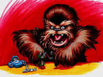 Little Chewie: Color by caesar120