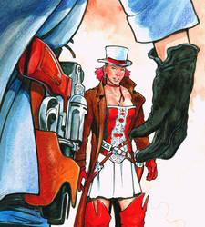 Gunslinger by caesar120