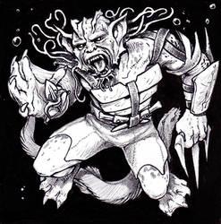 Water Goblin by caesar120