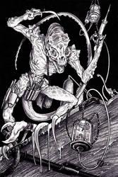 'Slissik: Fleshcrafter' by caesar120