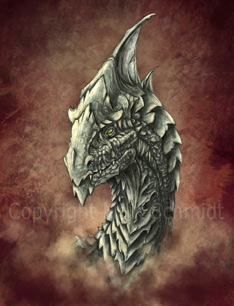 White Dragon by Maik-Schmidt