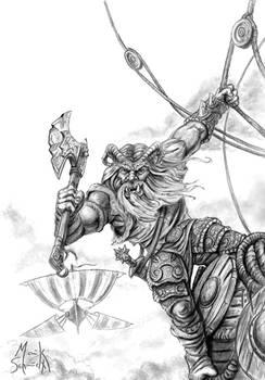 Troll Crystal Raider