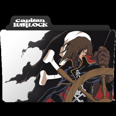 """Képtalálat a következőre: """"Uchuu Kaizoku Captain Harlock ico"""""""