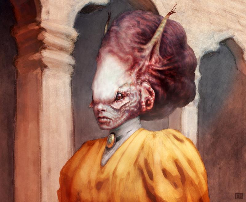 The Aristocrat by ethanpatrickharris