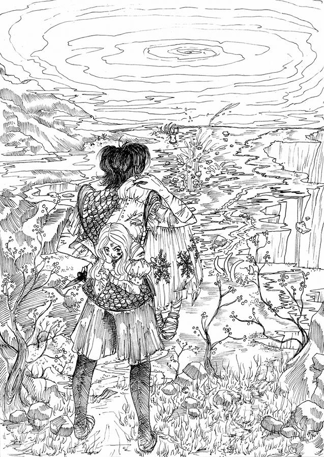 To Wonderland. by Elsaaaa