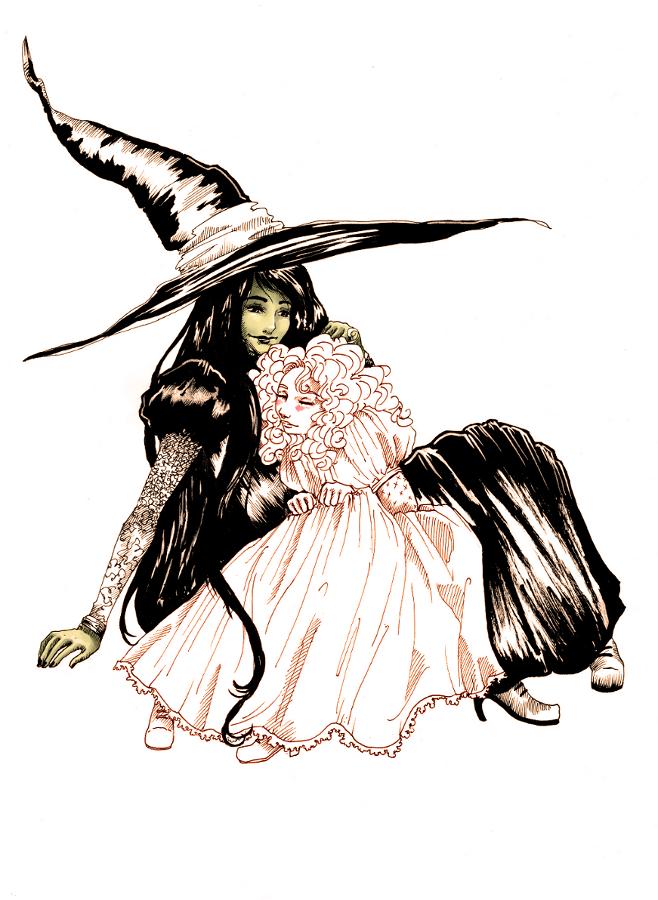 Wickedly tender by Elsaaaa