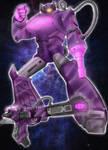 Shockwave (Robot and gun)