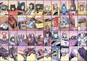 G1 Faves by J-Rayner