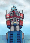 The Son of Autobot