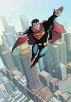 Man of Steel by J-Rayner