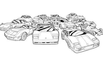 G1 Cars