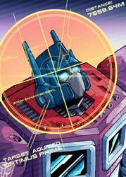 Target Acquired: Optimus Prime