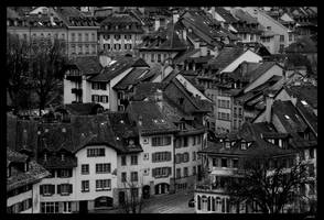 Old Town's Heart by irrealex