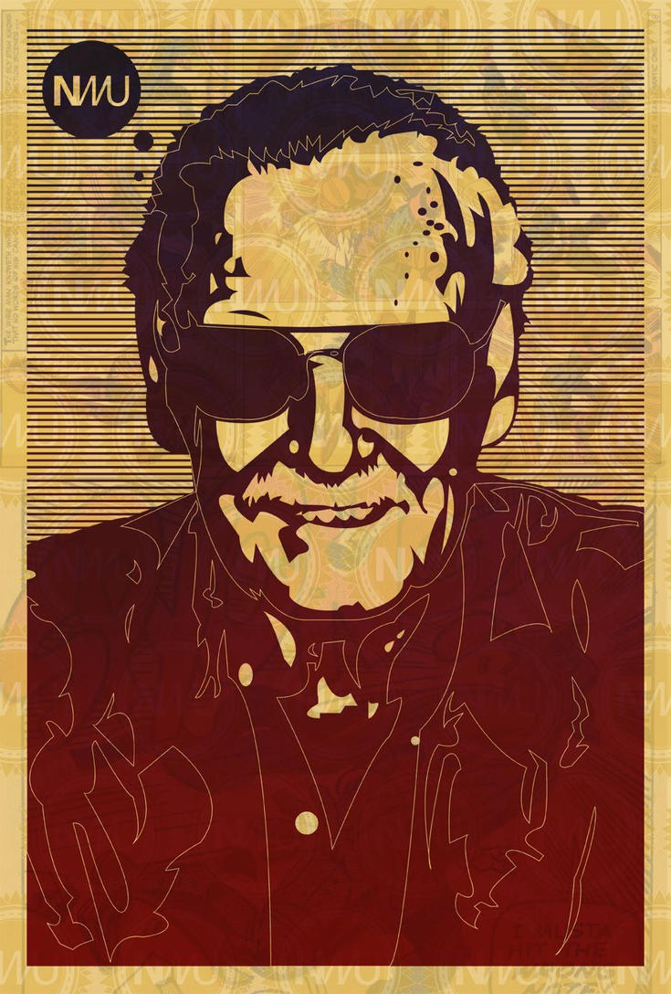 Stan The Man by neworlder