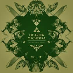 Ocarina Orchestra Cover by neworlder