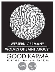 Wolves Show poster