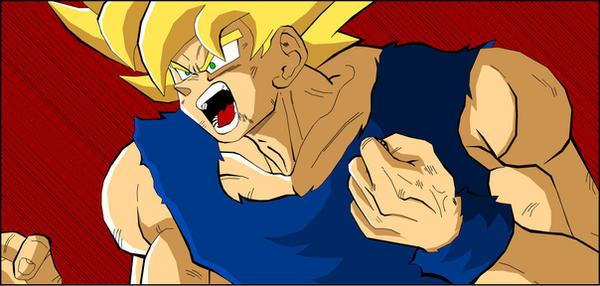 super saiyan 4 goku wallpaper. Super Saiyan 4 Goku Sprites.