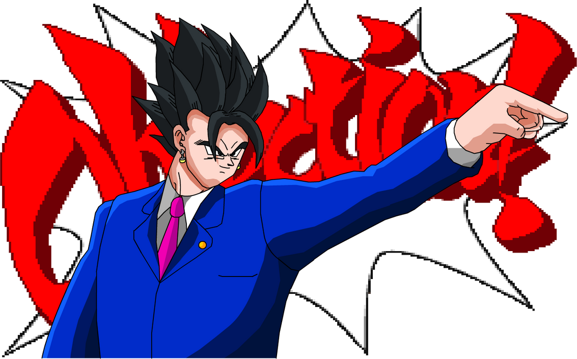 OBJECTION - Vegito by ...