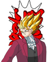 Objection - Gogeta