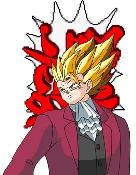 Objection - Gogeta