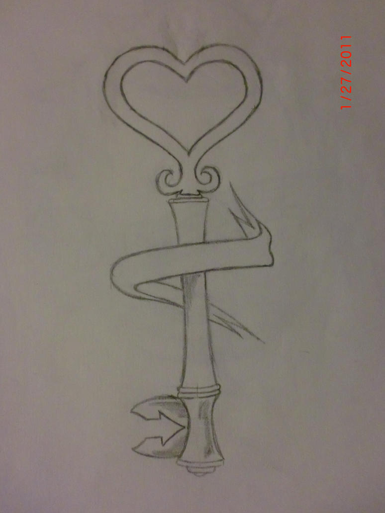 Key To My Heart Tattoo Designs Key To My Heart Tattoo...