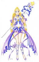 Eternal Sailor Stardust by vanillain0cence