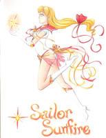 Sailor of Fire by vanillain0cence