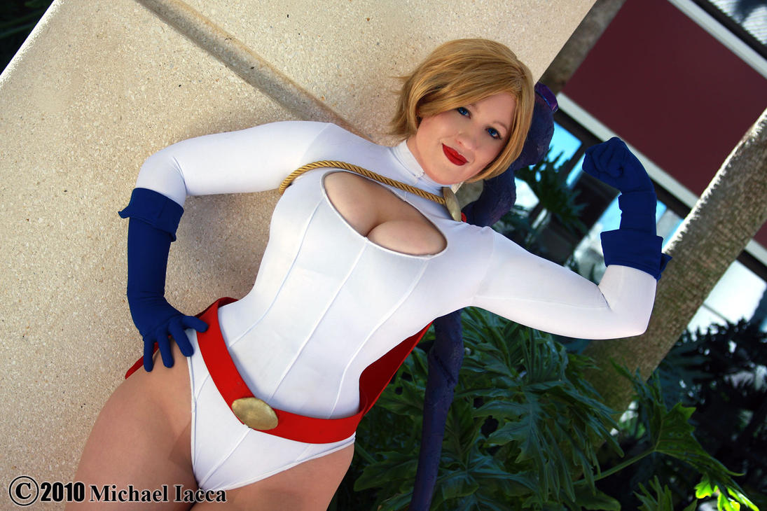 Power Girl 2 by Insane-Pencil