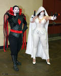 Mr. Sinister and Ghost 1