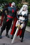 Mr. Sinister + Lady Death 1