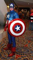 Captain America 1 by Insane-Pencil