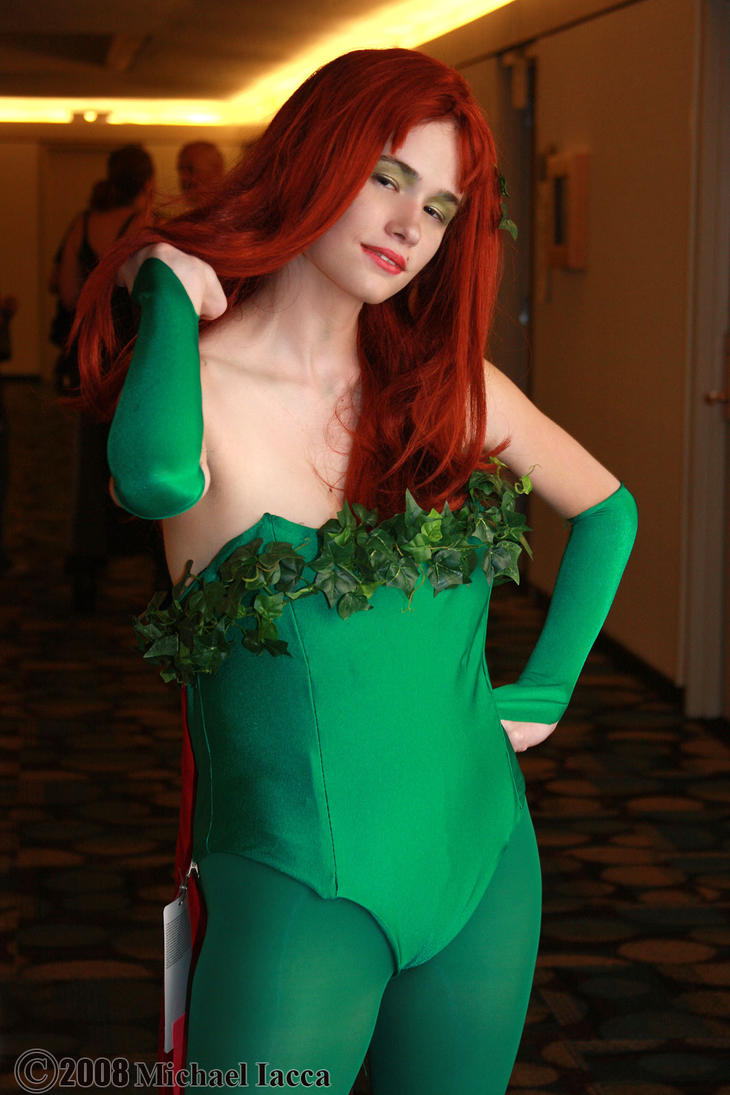 Poison Ivy 5 by Insane-Pencil